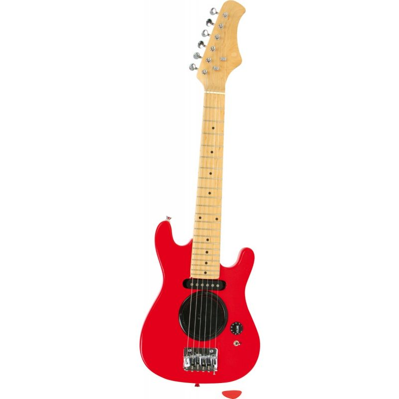 Guitarra Eléctrica roja de Juguete - Legler