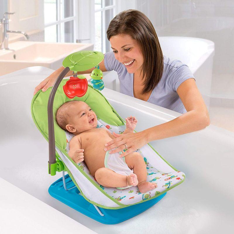 Hamaca de Baño Plegable Orugas - Summer Infant