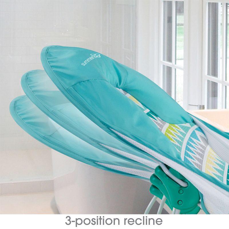 Hamaca de Baño plegable de 3 posiciones Deluxe - Summer Infant