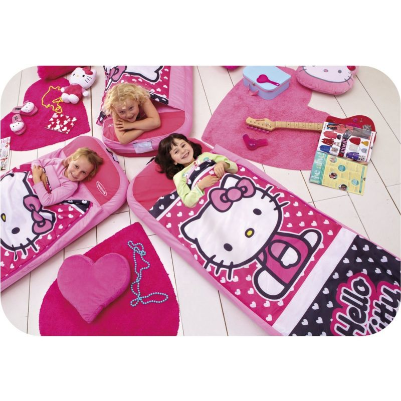 Cama Hinchable Infantil Hello Kitty de ReadyBed