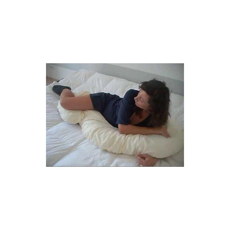 Video Almohada para el Embarazo Multipropósito de Summer Infant - PRECIO VÁLIDO PARA HOY