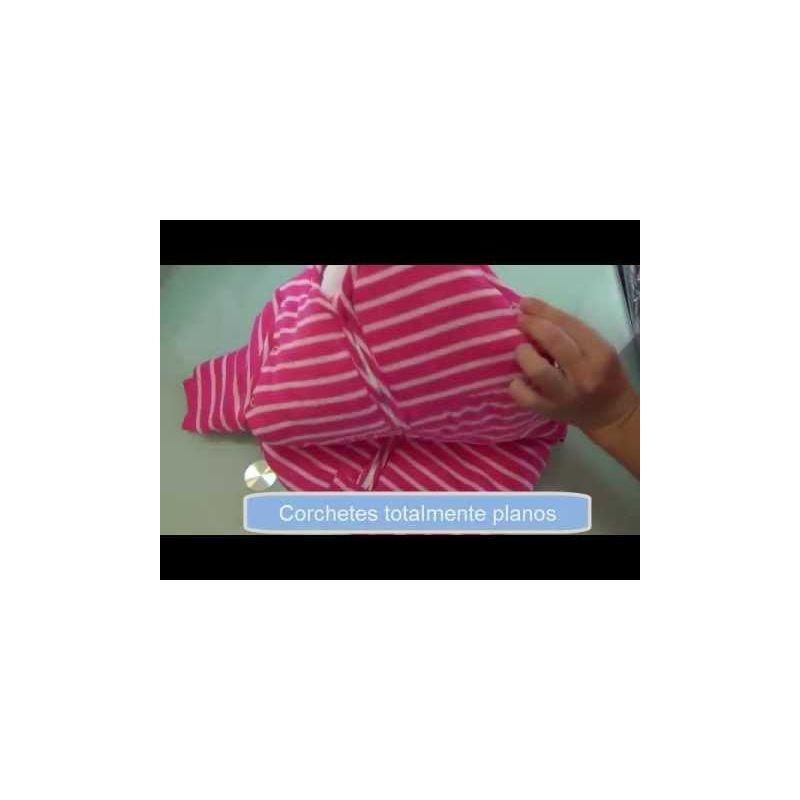 Video Saco de dormir Bebé 3.5 Togs a Rayas