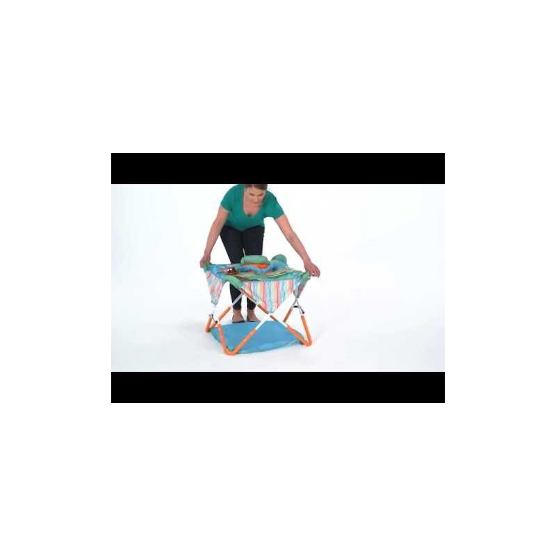 Video Centro Actividades Saltador Pop N Jump Summer Infant