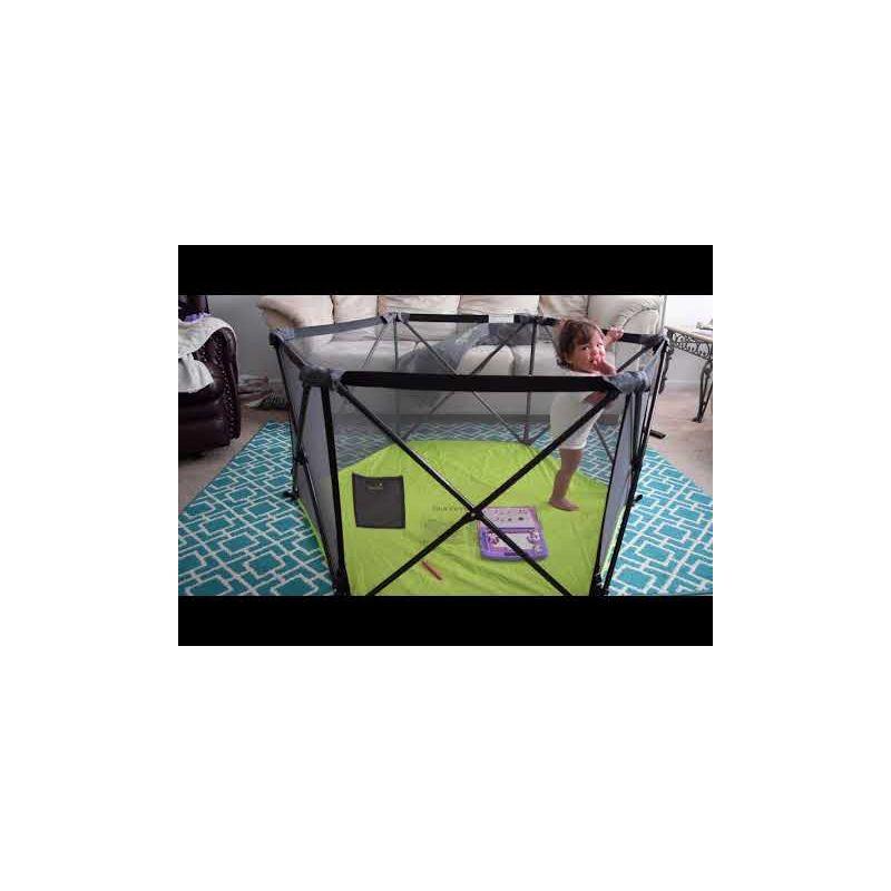 Video Parque Infantil de Viaje de Pop 'n Play de Summer Infant