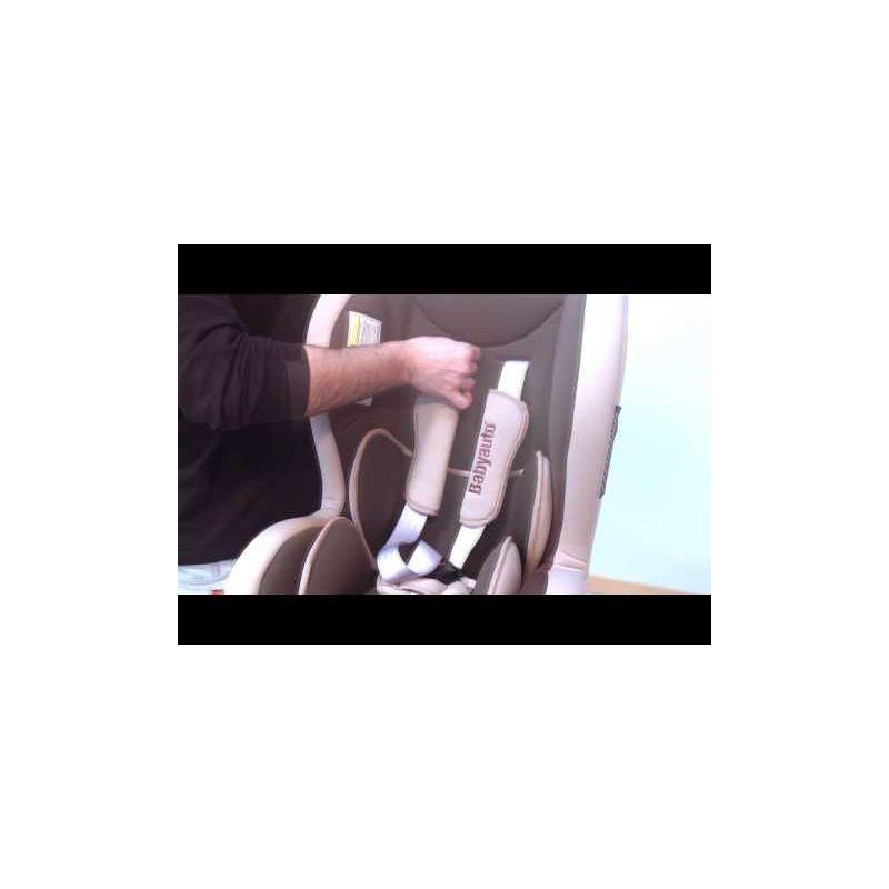 Video Silla de Coche Grupo 0/1 Irbag Top - Babyauto - PRECIO VÁLIDO PARA HOY