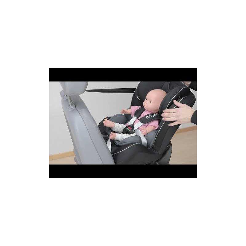 Video Silla de Coche Grupo 0/1/2/3 (0-36 kg) Taiyang Babyauto - OFERTA VÁLIDA PARA HOY -