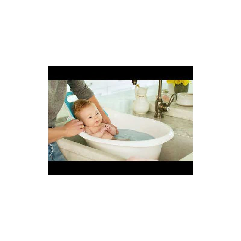 Video Bañera para Bebé Munchkin Sit & Soak