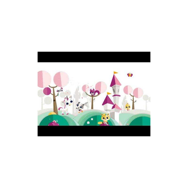 Video Manta de Actividades Tiny Princess Tales - Tiny Love