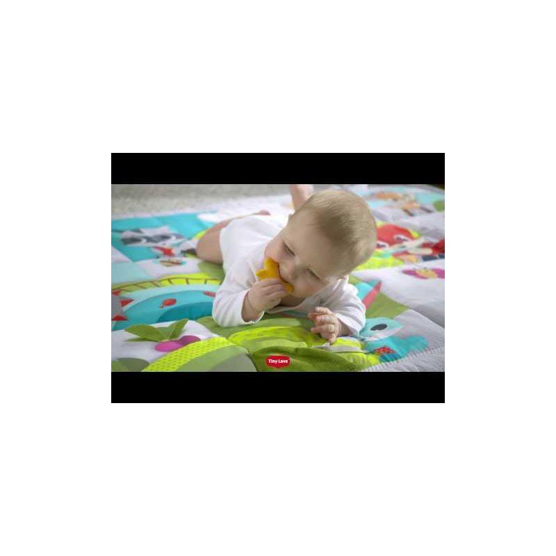 Video Manta de Juegos Meadow Days Tiny Love - Extra Grande