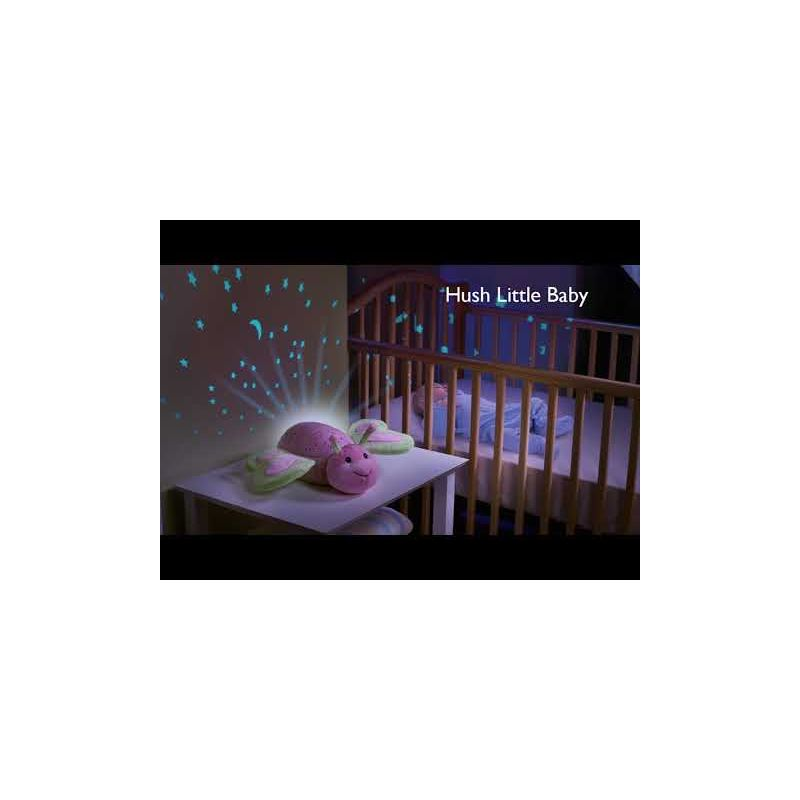 Video Proyector de Luz y Musical Mariposa de Summer Infant