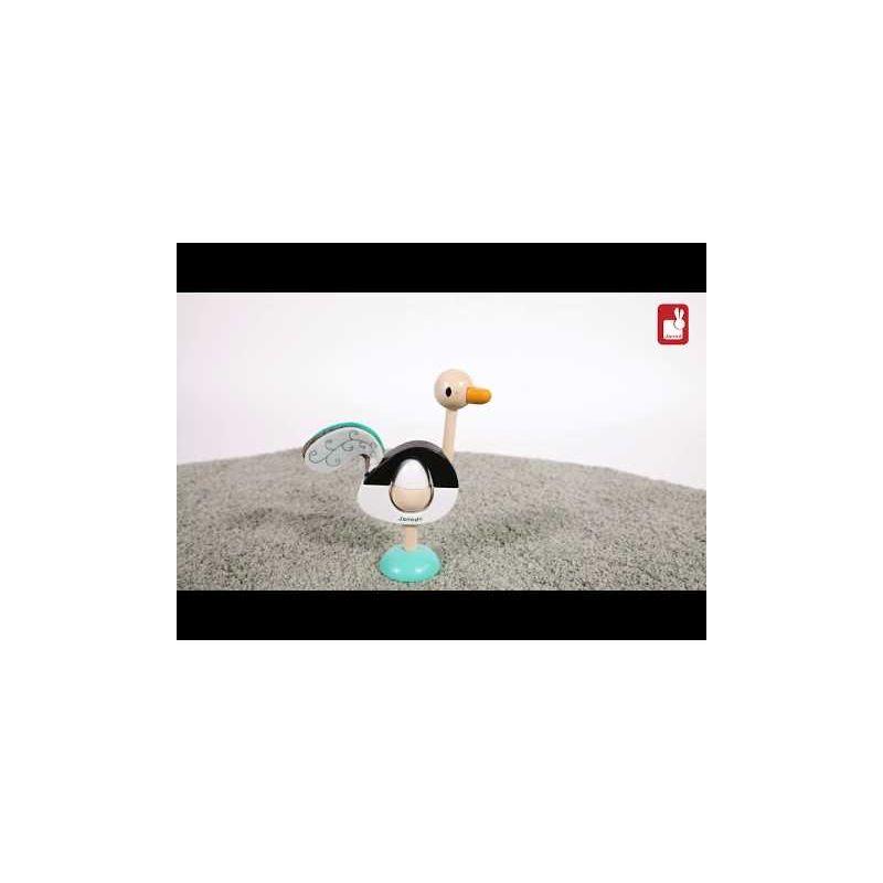 Video Juego Apilable Avestruz - Janod