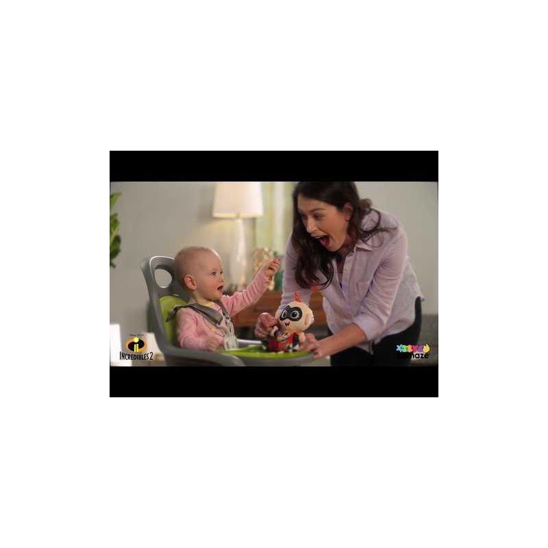 Video Lamaze Disney La Increible Juguete con Clip para Bebés