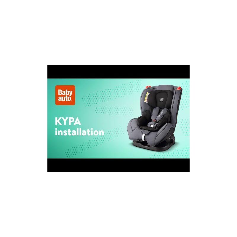 Video Silla de Coche Kypa Grupo 0/1/2 - Babyauto - A contramarcha