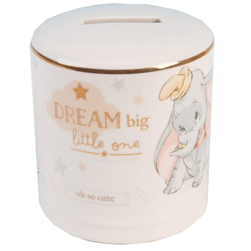 Hucha de cerámica Dumbo - Disney Magical Beginnings