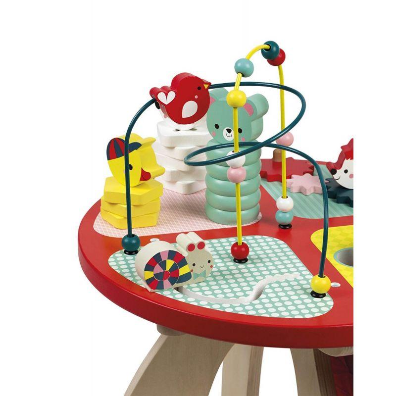 Mesa de actividades Baby Forest - Janod