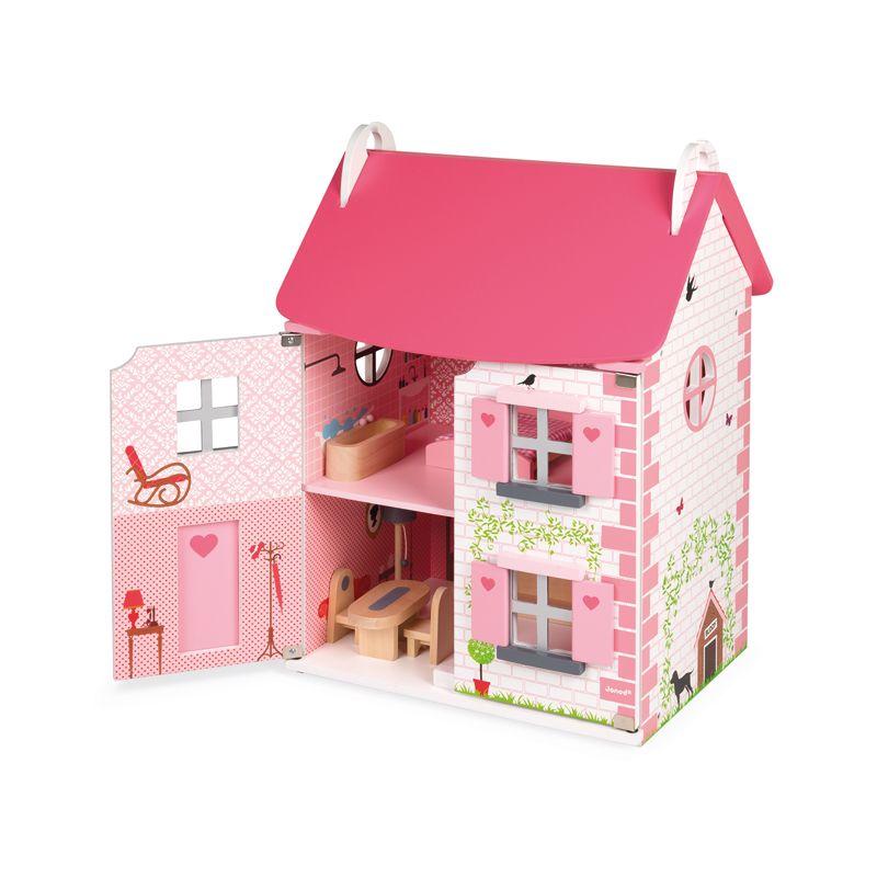 Casa de Muñecas de madera Mademoiselle - Janod