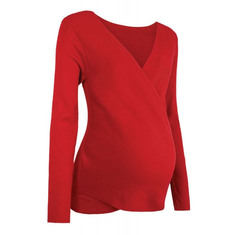 Jersey Premamá Rojo