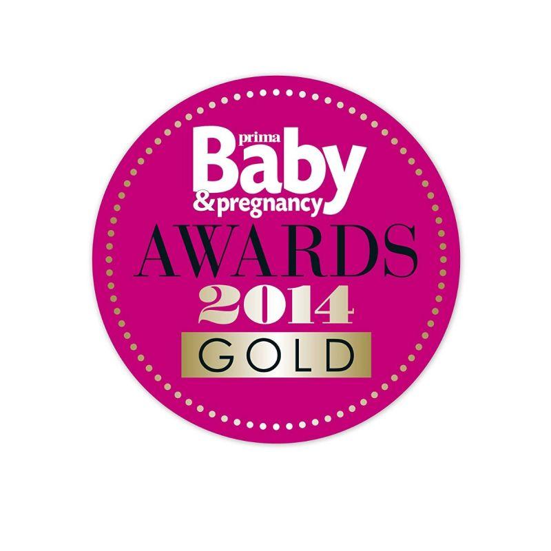 premio baby & pregnancy Juego de biberones Mam Feed and Soothe - Blancos