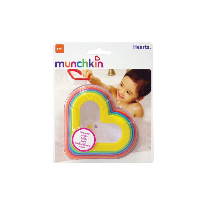 Juego de Baño Corazones - Munchkin