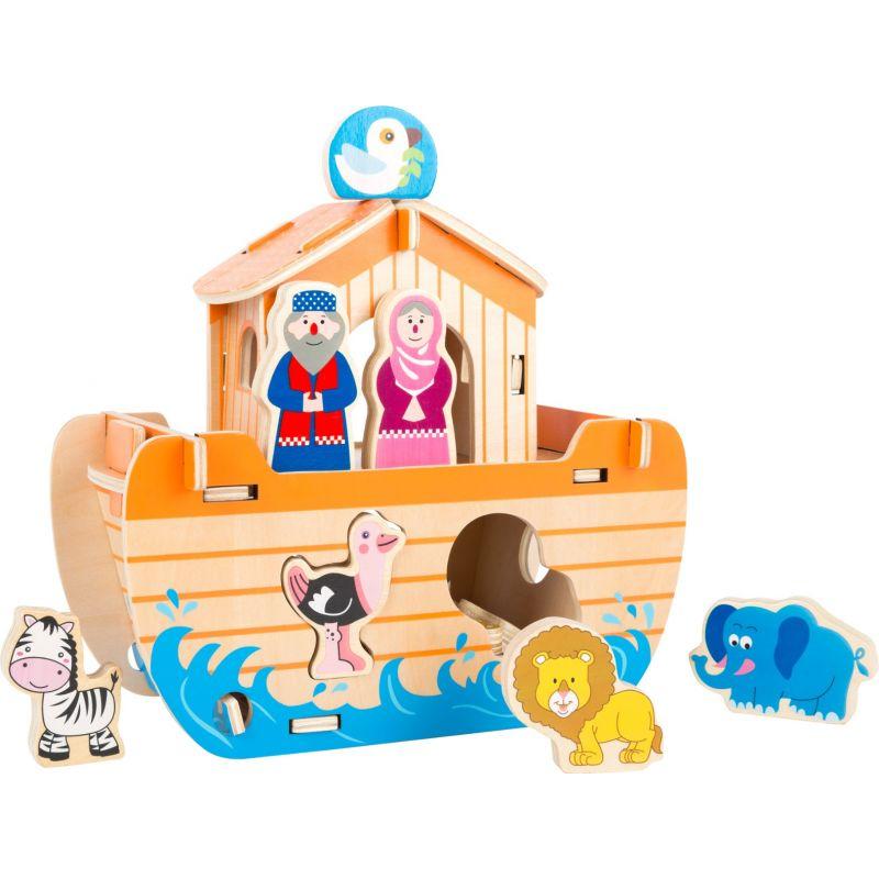 Juego de Construcción Arca de Noé - Legler