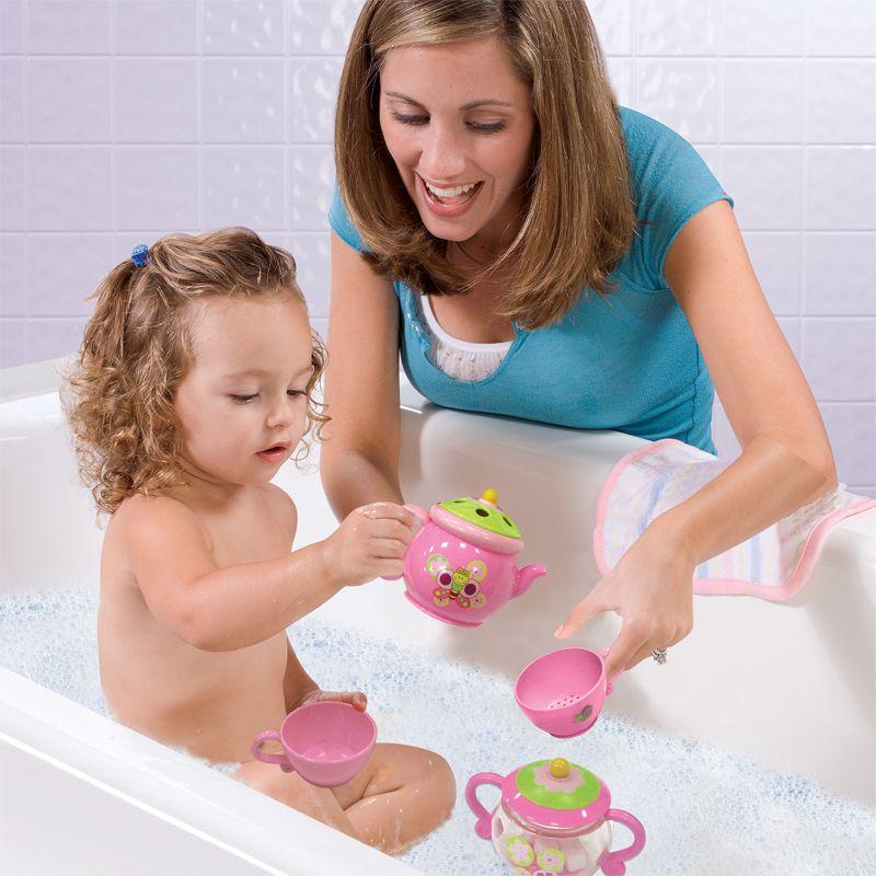 Juego de Te para el Baño - Summer Infant