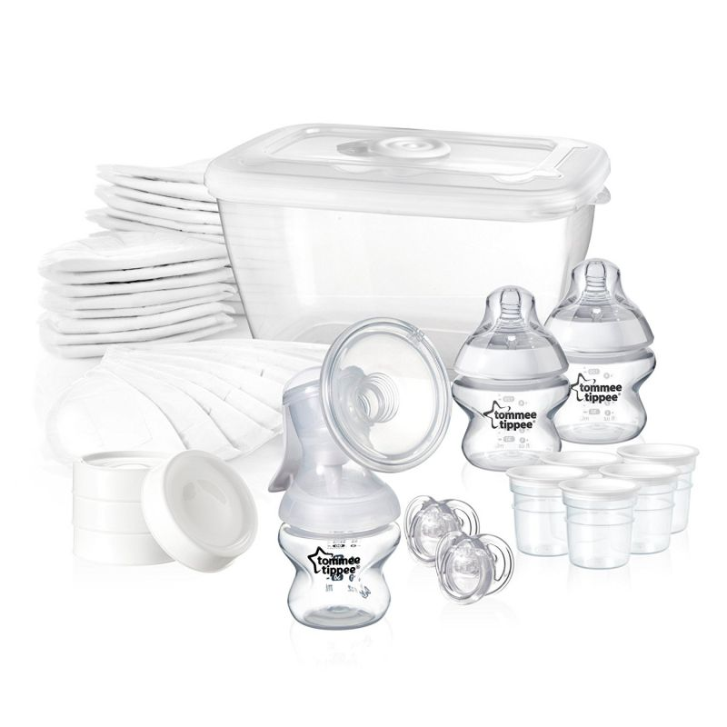 Kit de Lactancia Materna - Tommee Tippee