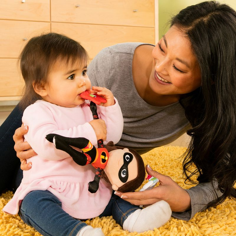 Lamaze Disney La Increible Juguete con Clip para Bebés