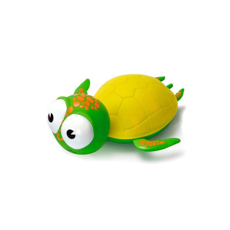 Lampara Quitamiedos Tortuga Gus en color Verde