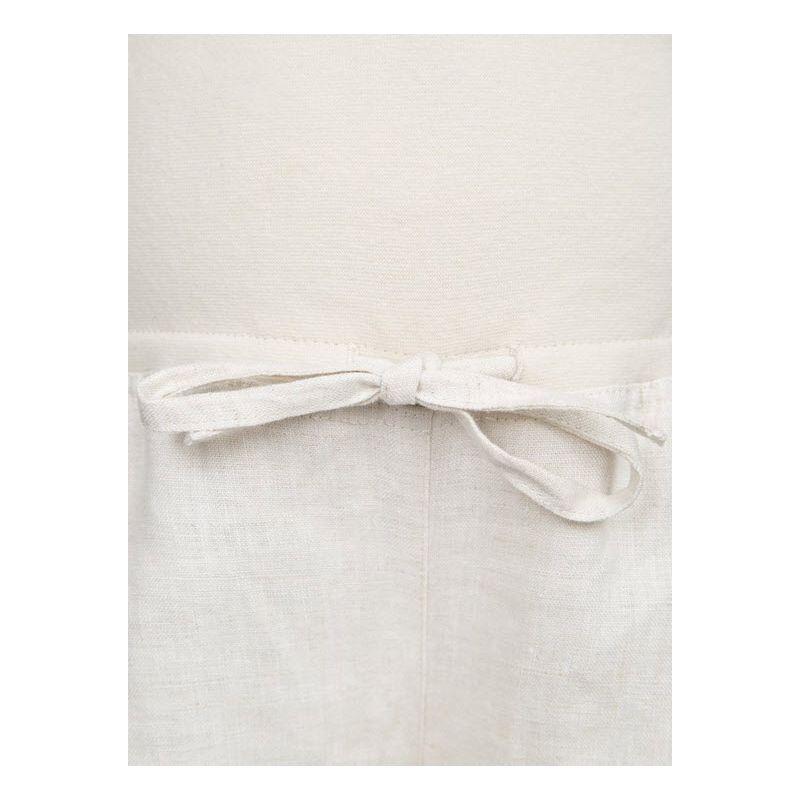 Pantalón Premamá de Lino Blanco