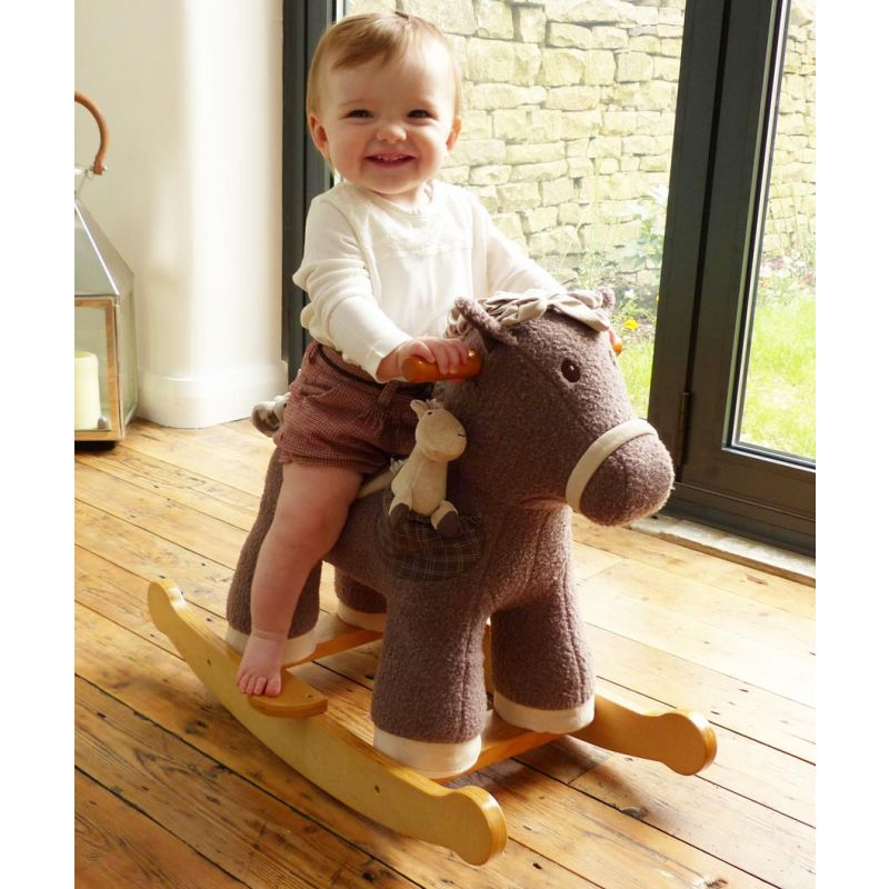 Caballo de Madera  Bobble and Pip - 9m+