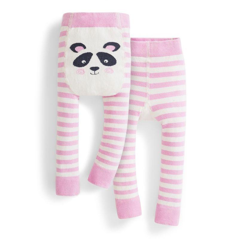 Leggins para Bebé y Niña Panda