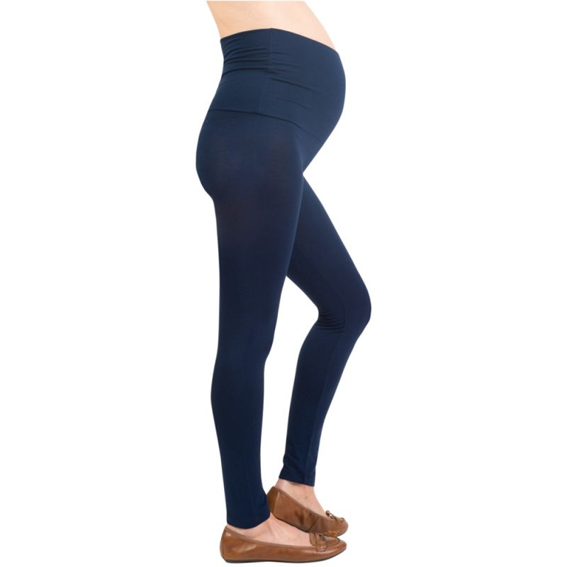 Leggings Premamá Azules