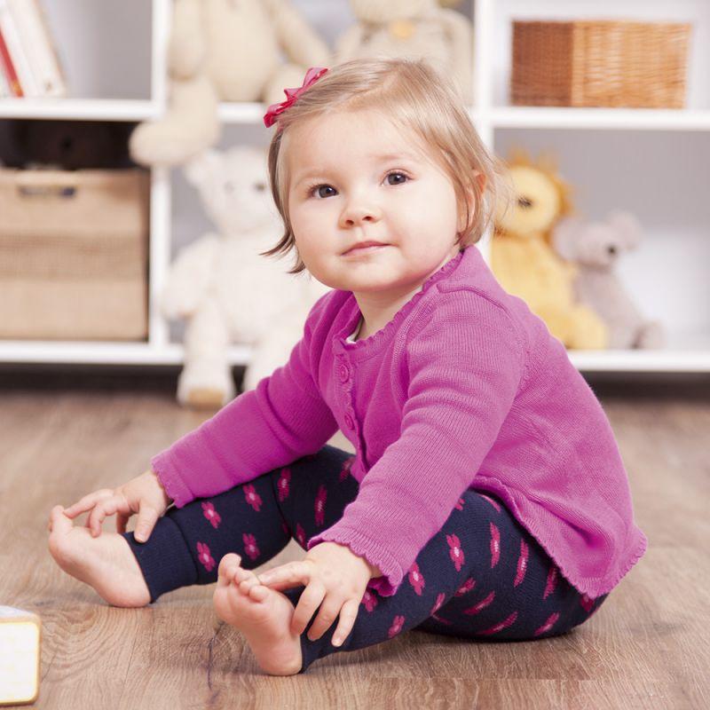 Leggings para Bebés y Niños Supergruesos