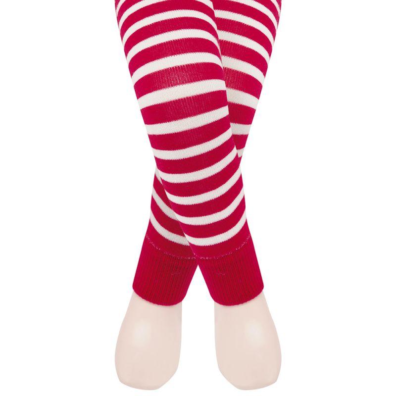 Detalle pierna de los Leggings para Bebés y Niños Perrito