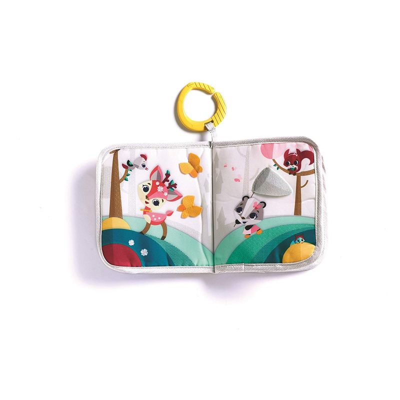 Libro ¿Dónde vivo? Colección Tiny Princess Tales