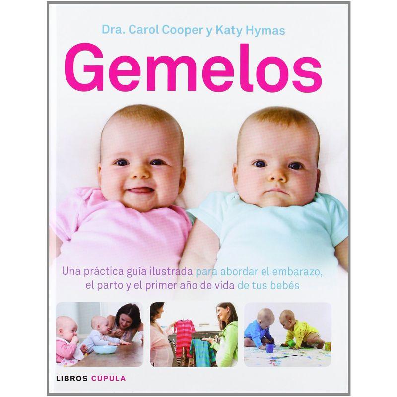 Libro Gemelos (Padres e Hijos) en Tapa Blanda. Carol Cooper y Katy Hymas