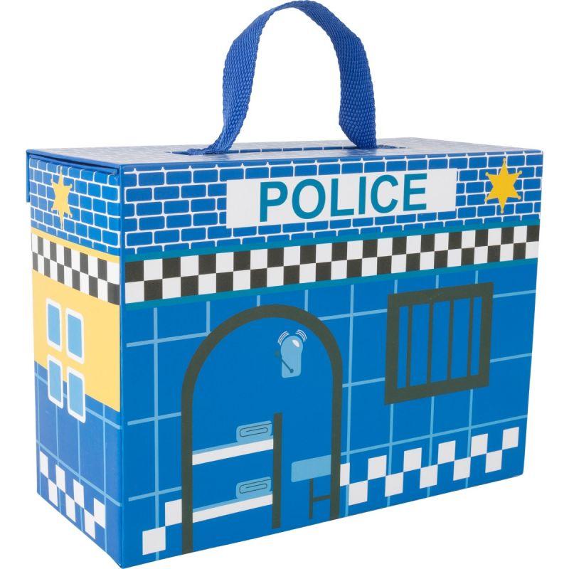 Maletín de juego Comisaría de Policía - Legler