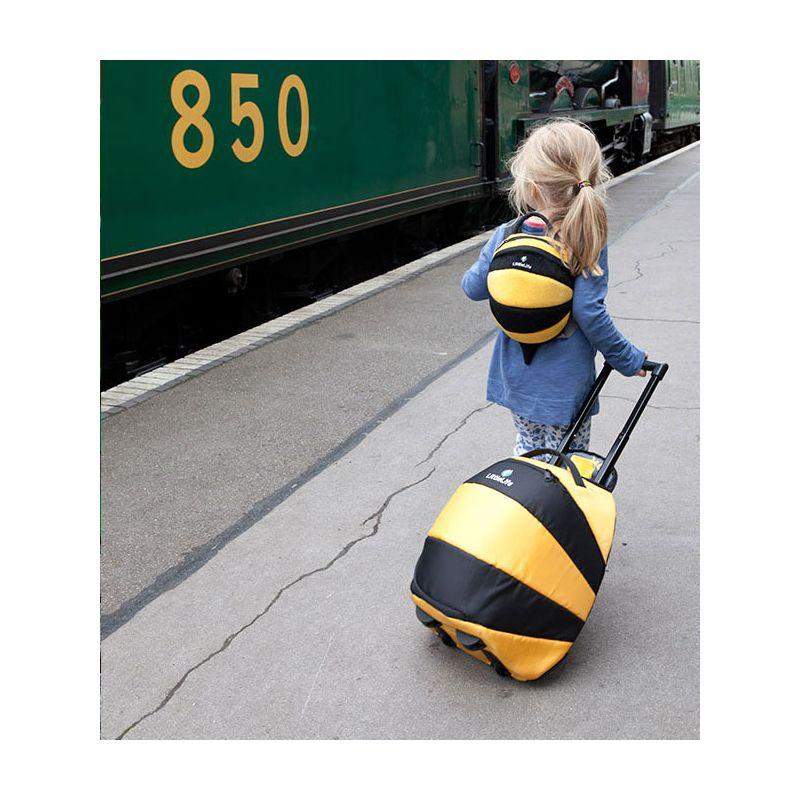 Maleta de Viaje Infantil LittleLife Abeja