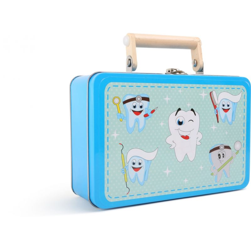 Maletín de dentista Juguete madera