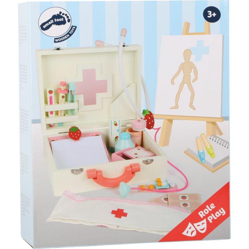 Maletín de médico de juguete  leger