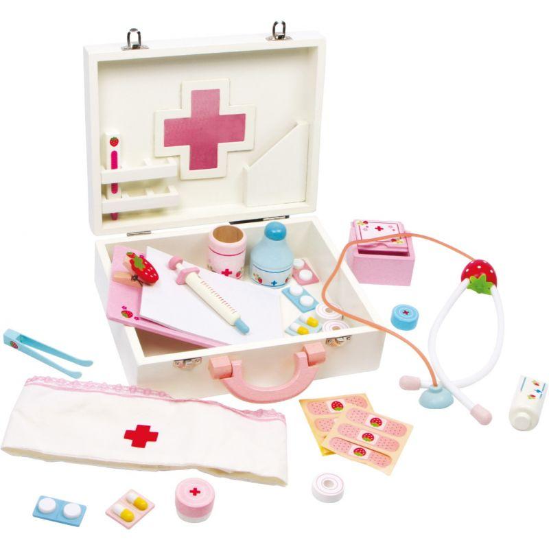 Maletín de médico de juguete