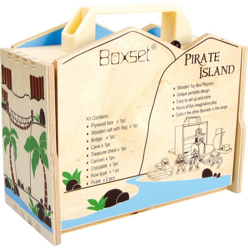 Maletín Isla Pirata - Legler