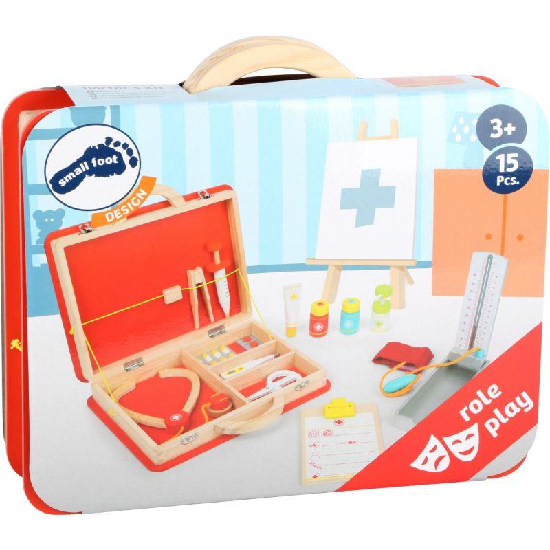 maletin medico de juguete