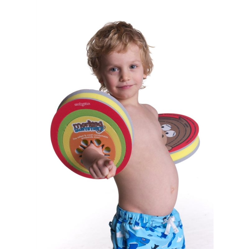 Manguitos para aprender a Nadar Monkey Swimmers