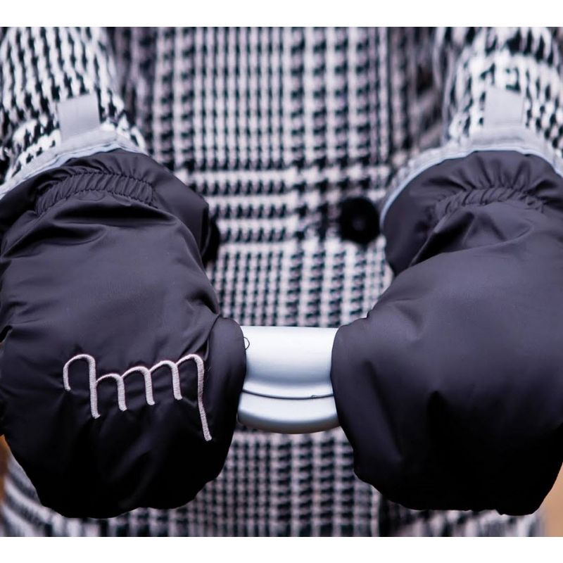 Manoplas para cochecitos y sillas de paseo de Bebés Mummy Mitts