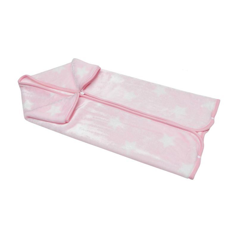 Manta Nest Star rosa - Cambrass