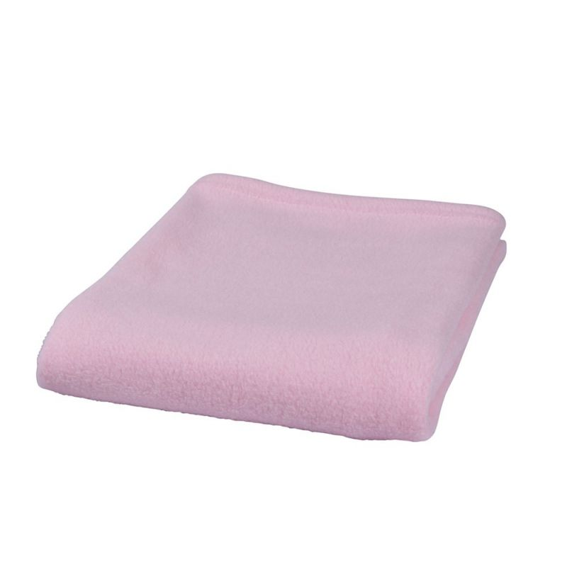 Manta rosa para Moisés, Minicuna y Capazo - Clair de Lune