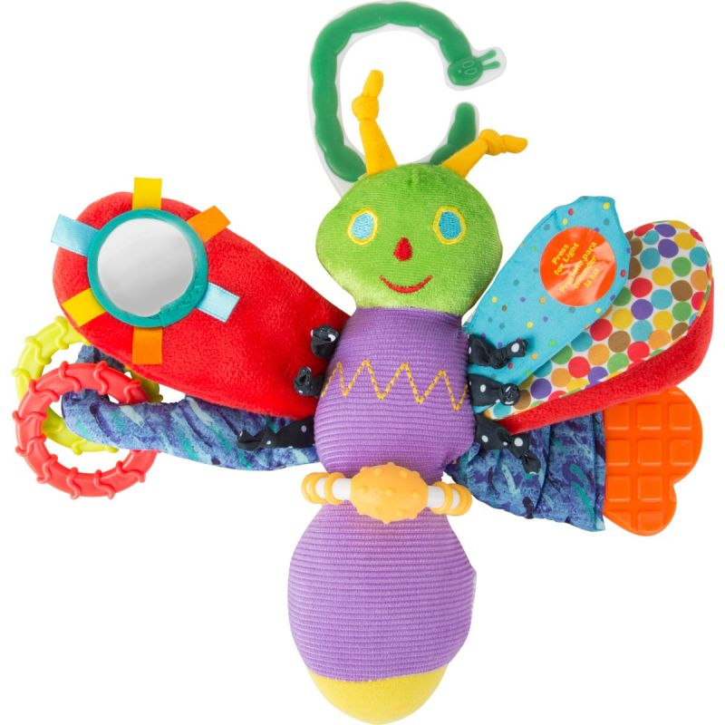 Mariposa de actividades Oruga glotona