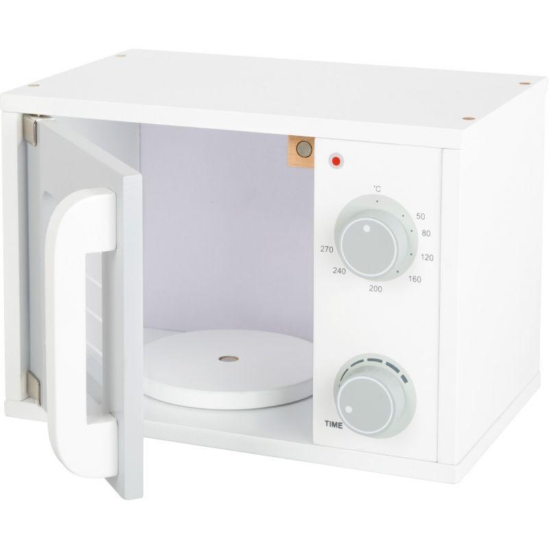 Microondas de juguete - Madera