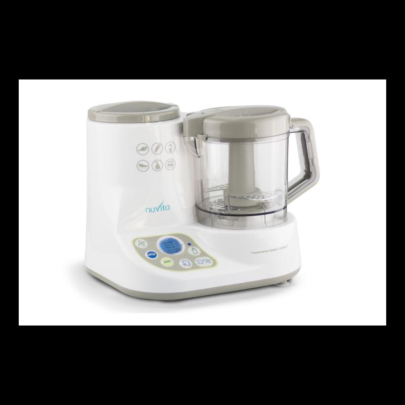 Mini Robot de Cocina y Calientas Biberones Pappasana - Nuvita